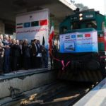First Silk Road train arrives in Tehran from China