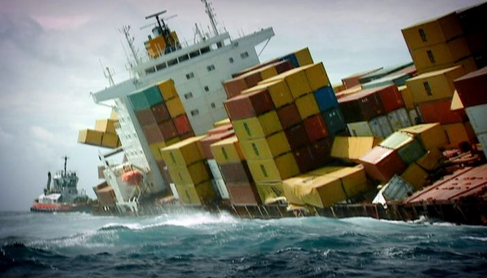 Lost container
